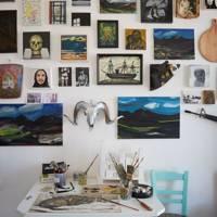 Artist in residence