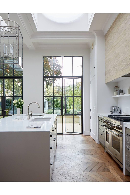 Kitchen Flooring Ideas House Garden