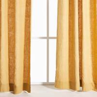 Heavy Linen Curtain, £79.99