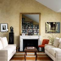 Frame a Space with Sofas