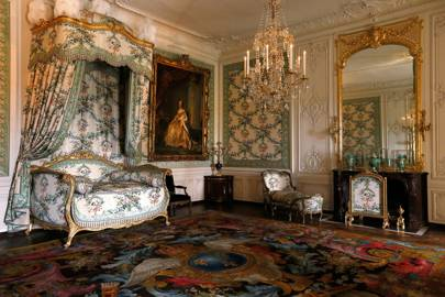 The bedroom of Madame Victoire