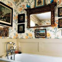Emma Burns Colefax Fowler Wallpaper