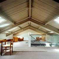 Exposed Roof