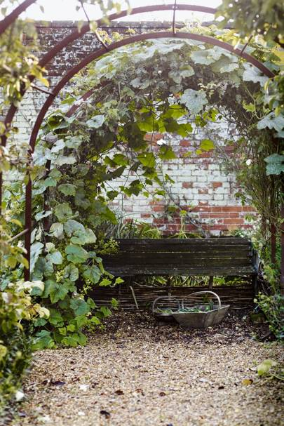 Install an Arbour | Country Garden Design Ideas