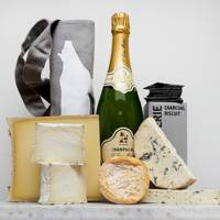 La Fromagerie Champagne Celebration Box, £100