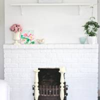 Mantle Makeover