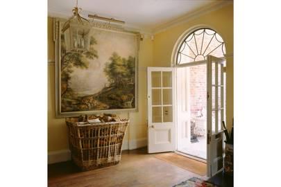 Lighten a Dark Hallway | Hallway Design Ideas | House & Garden