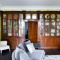 Library - Somerset Country House