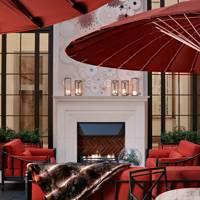 Garden Lounge, Whitehall Place