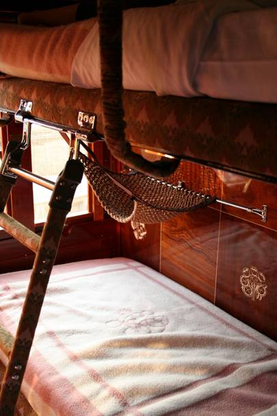 What it's really like to travel on the Orient-Express