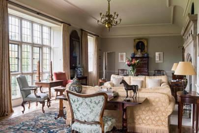 Drawing Room - Newbuild Jacobean-style Manor