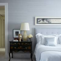 Bedroom - Modern Park Avenue Apartment