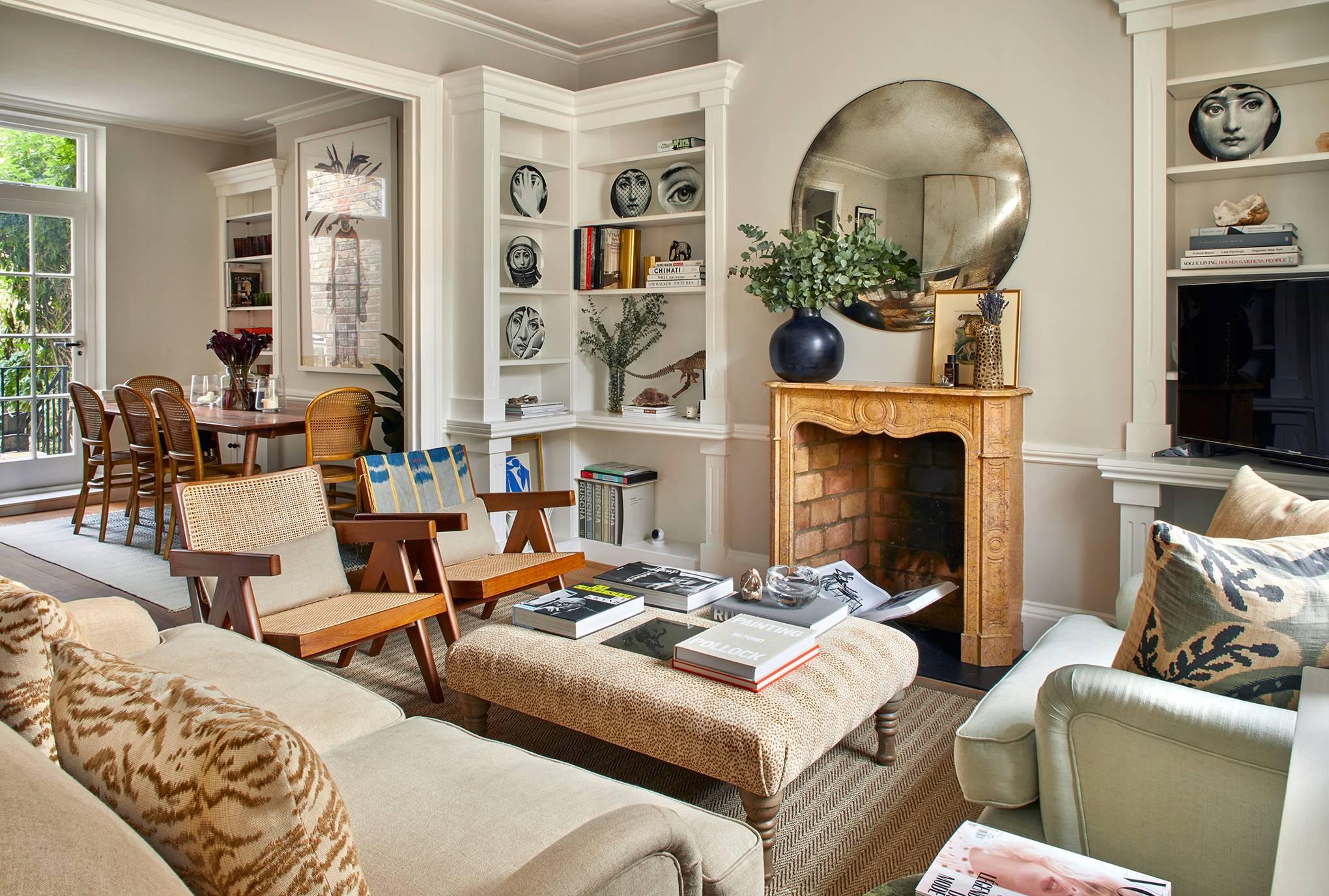 Q A With The List Member Rosanna Bossom Interior Design House Garden
