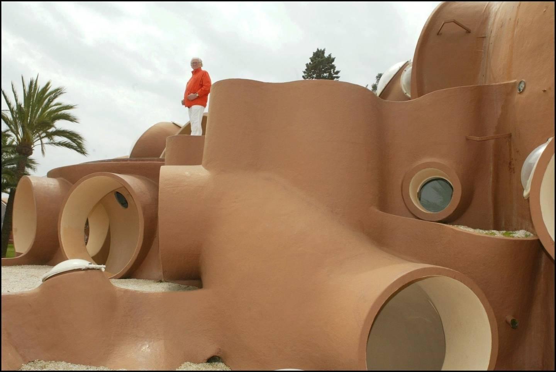 A closer look at Pierre Cardin's incredible furniture design practice