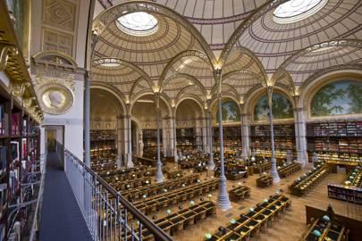 Bibliothèque Richelieu-Louvois, Paris, France