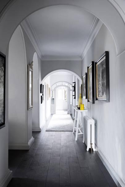 Corridor - Somerset Country House