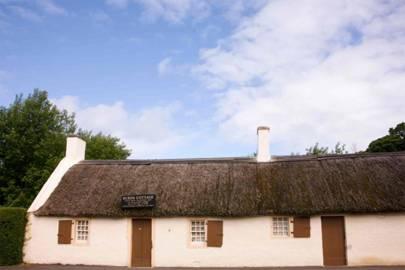 Robert Burns: Burns Cottage