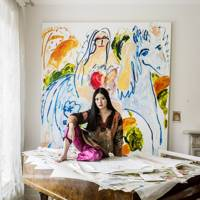 Artists in their studio: Faye Wei Wei, p44