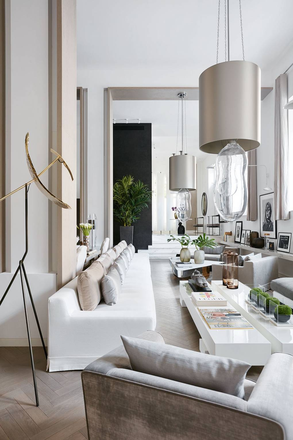 Kelly Hoppen, west London | Real Homes | House & Garden