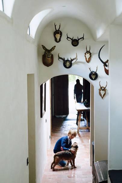 Hallway - Belgian Family Home & Alps Chalet