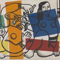 Fernand Léger: New Times, New Pleasures, until March 17