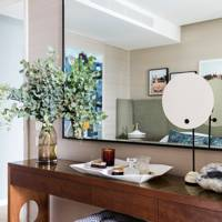 Bedroom Mirror - Sophie Ashby - Modern Flat