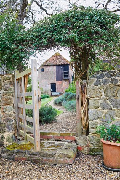 Farmhouse Gate