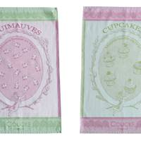 December 8: Cologne & Cotton Cupcake & Guimauves Tea Towels, £15