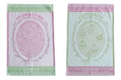 December 8: Cologne & Cotton Cupcake & Guimauves Tea Towels, £15