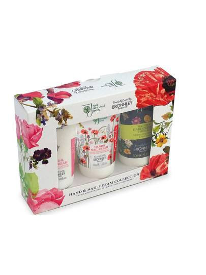 6. RHS Hand and Nail Cream Collection 3 x 50ml, £10.00