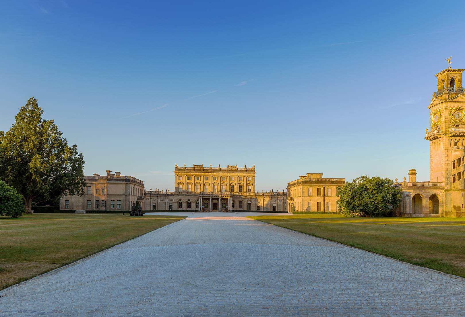 The Cliveden Literary Festival is Glyndebourne for book lovers