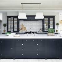Black Kitchen by Neptune