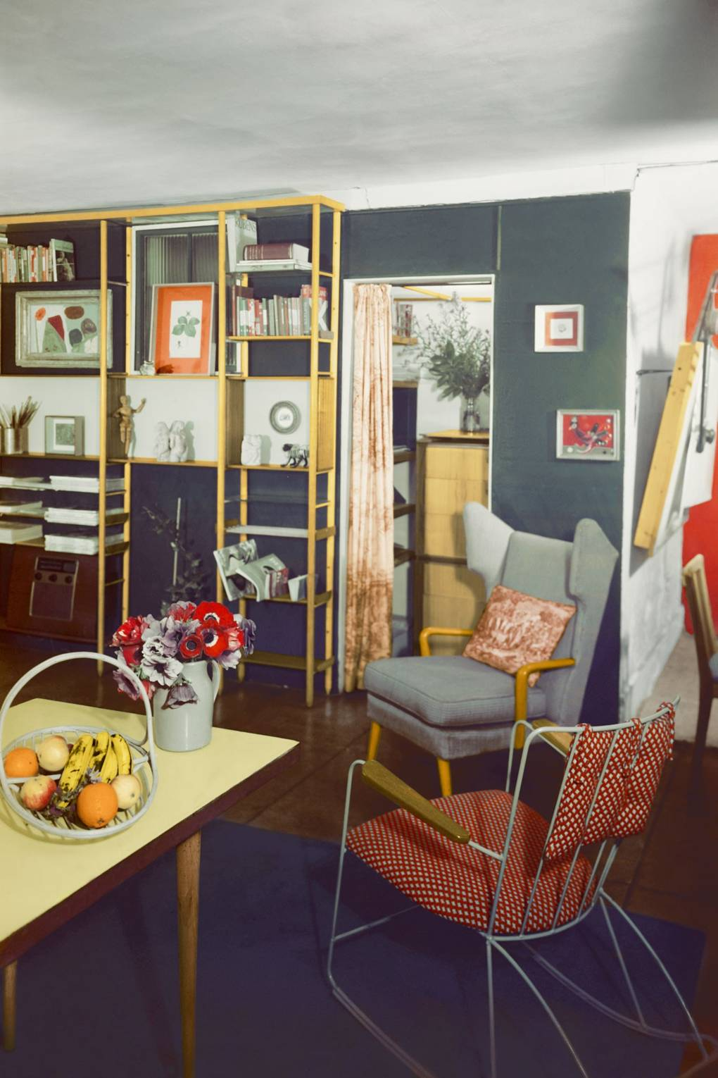Bon 1950s Hipsters: Pictures Of Mid Century Style In Fifties House | House U0026  Garden