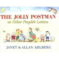 The Jolly Postman by Janet and Allan Ahlberg