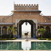 Lion Statue - Bujera Fort