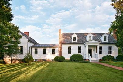 Eighteenth-century House in Virginia | Exteriors