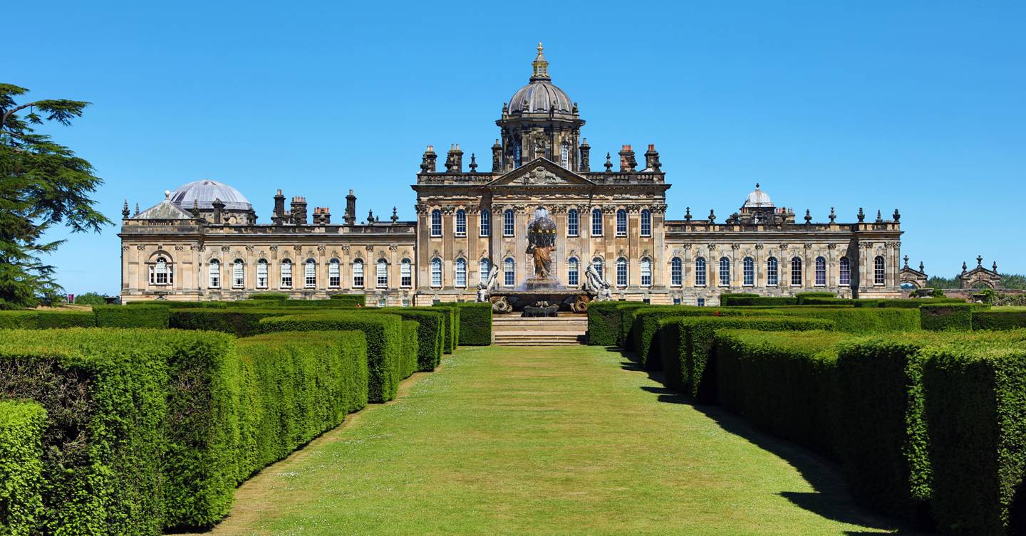 The most beautiful baroque buildings in England