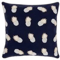 Ananas cushion by Elizabeth Scarlett