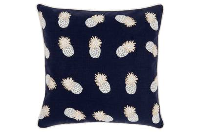 Ananas cushion by Elizabeth Scarlett