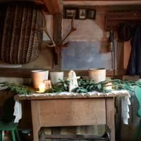 Decorated Table - Tudor House