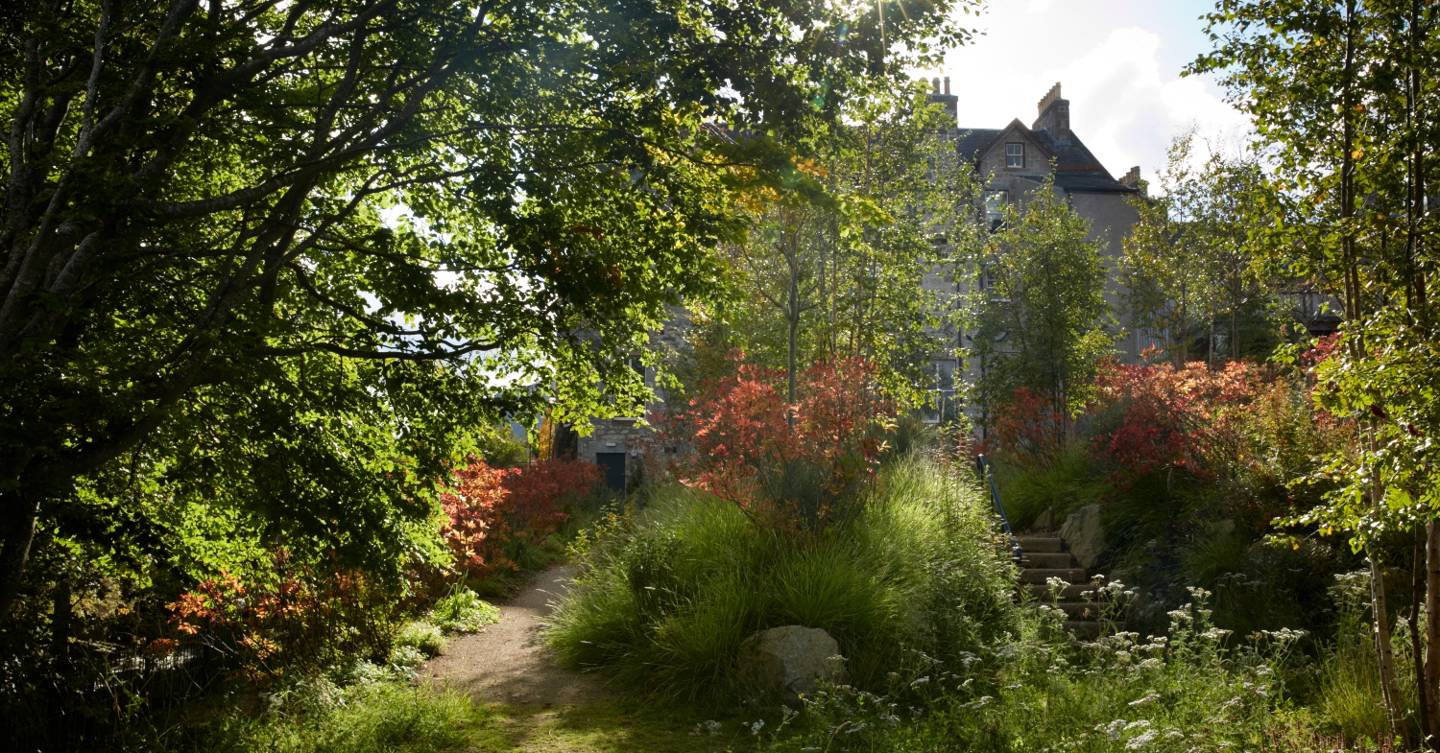 How Jinny Blom brought Hauser & Wirth's Scottish garden to life