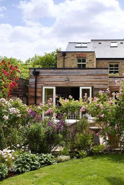 Garden | Louise Jones Victorian Cottage |  City Garden Ideas
