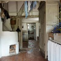Rustic Scullery in Country Farmhouse