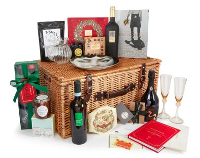 Covent Garden Food Edit Hamper, £3000