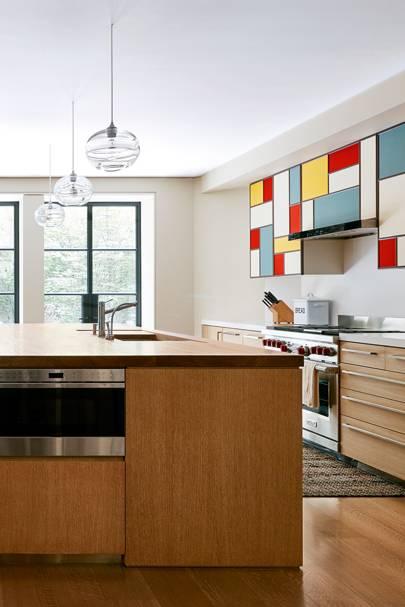 Mondrian Tiles