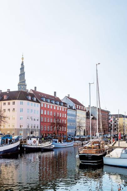 The Christianshavn Canal