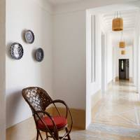 Walkway Chair - Moroccan House