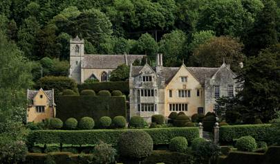 Owlpen Manor, Gloucestershire
