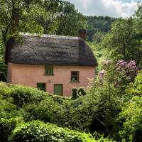 Bridge Cottage, Peppercombe, North Devon