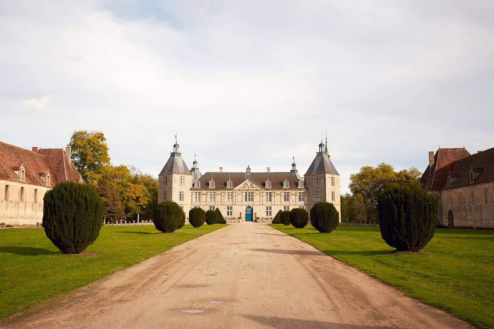 Château de Sully the French Home of Duchesse de Magenta | House & Garden